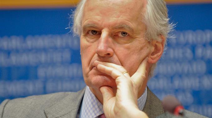 EU-Binnenmarktkommissar Michel Barnier.