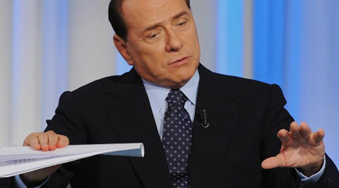 Weigert sich: Silvio Berlusconi.