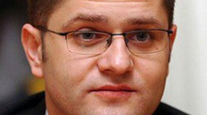 Der serbische Aussenminister Vuk Jeremic.