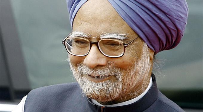 Indiens Ministerpräsident Manmohan Singh.