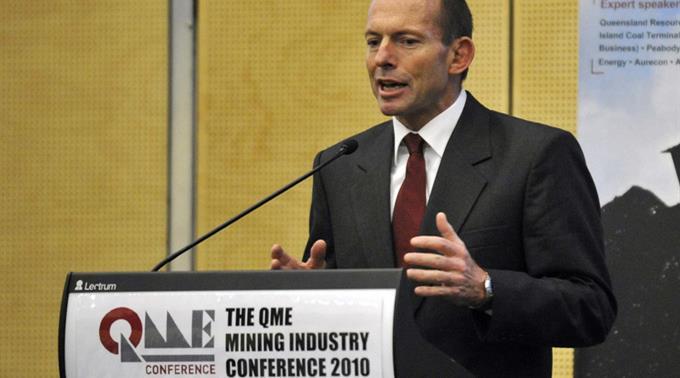 Tony Abbott, Ministerpräsident Australien