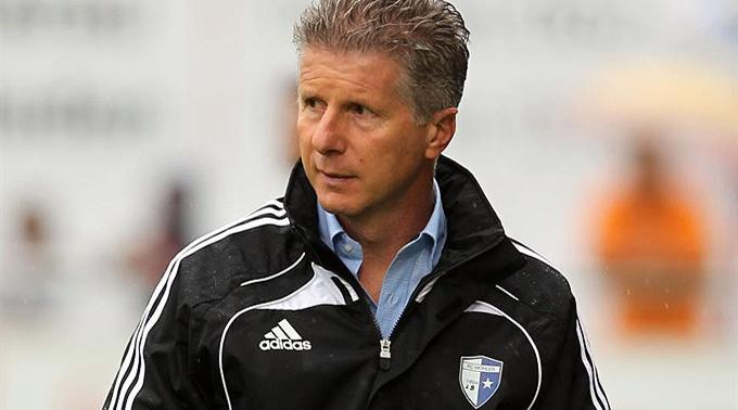 Wohlens Trainer Livio Bordoli.