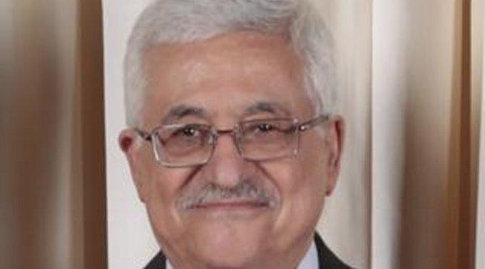 Der Palästinenserpräsident Mahmud Abbas.