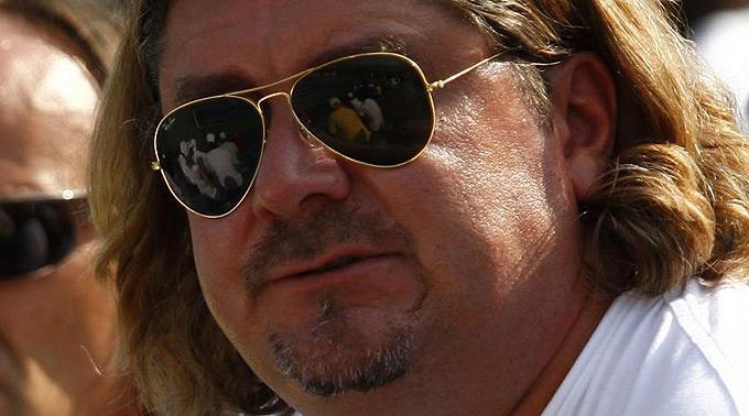 Trainer Peter Lundgren hat grossen Anteil am Erfolg Wawrinkas.