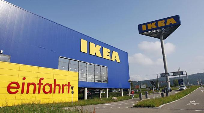 Ikea besteht aus einem komplizierten Firmengeflecht.