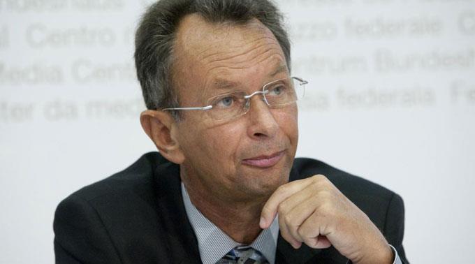 Parteipräsident FDP, Philipp Müller