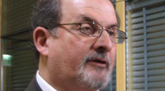 Salman Rushdie hat seine Teilnahme am Literatur-Festival abgesagt.