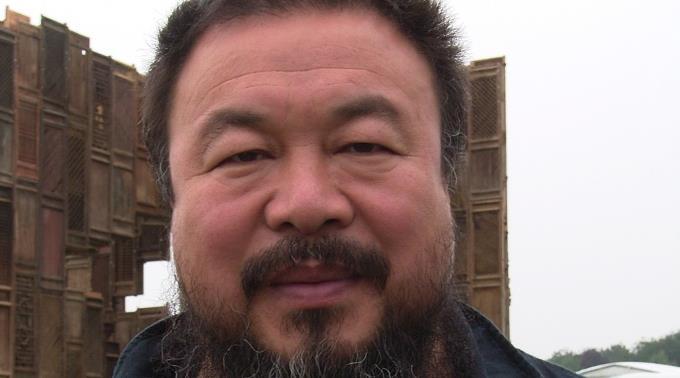 Ai Weiwei hat keinen Reisepass.