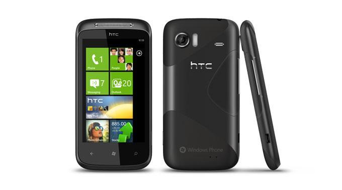 HTC 7 Mozart.