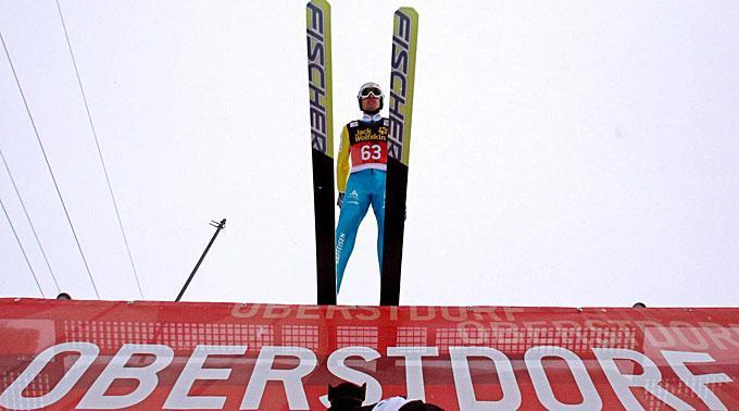 Schafft Simon Ammann den Gewinn der Vierschanzentournee?
