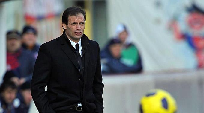 Massimiliano Allegri verlässt Milan.