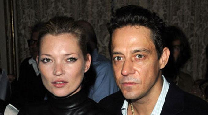 Kate Moss und Jamie Hince.