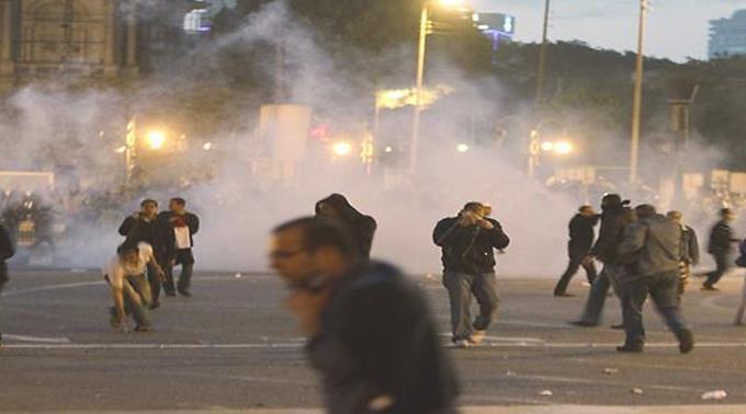 846 Ägypter wurden bei den Demonstrationen getötet.