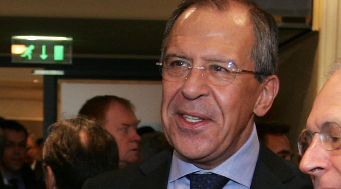 Sergej Lawrow, russischer Aussenminister