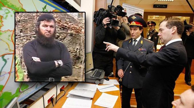 Doku Umarow zählt zu den meistgesuchten Männern Russlands.