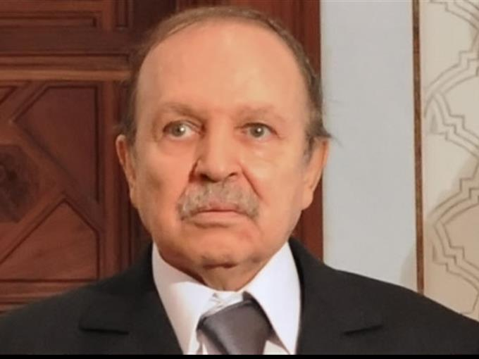 Abdelaziz Bouteflika, Präsident Algerien