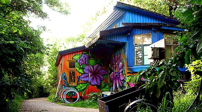 Haus in Christiania (Archivbild).