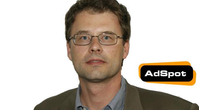 Andreas Grasel, Mitbegründer der AdSpot GmbH.