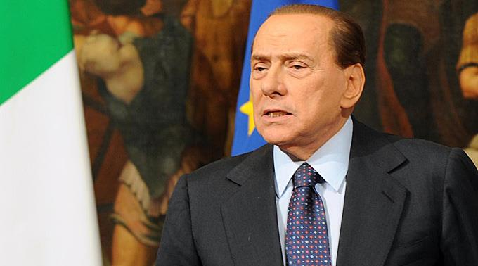Ministerpräsident Silvio Berlusconi müsse zurücktreten.