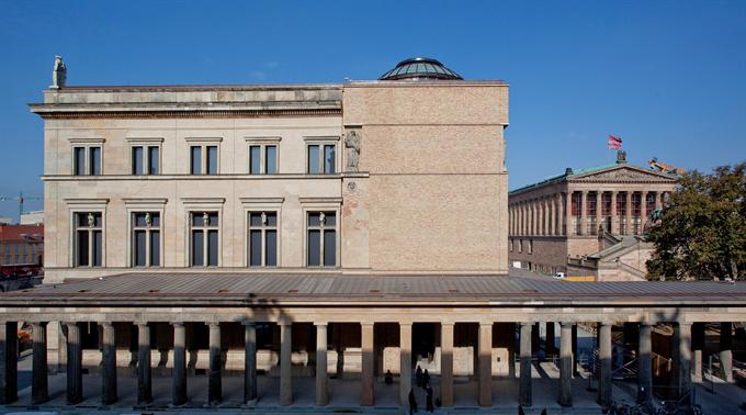 Ohne die Rückgabeaktion in den 50ern wäre die Berliner Museumsinsel laut Parzinger heute leer.