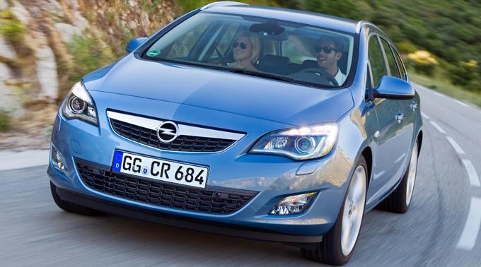 Herbe Verluste bei Opel Deutschland.