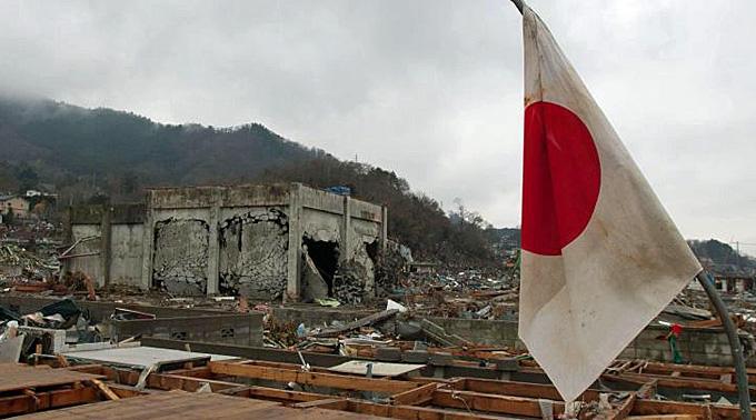 Erneut Erdbeben im krisengeschüttelten Japan.