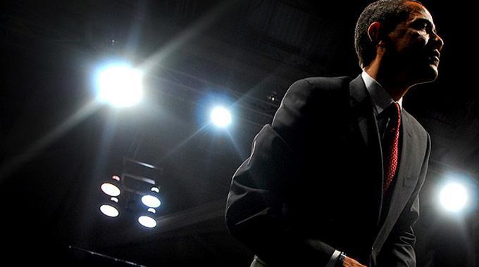 Barack Obamas Popularität sinkt.