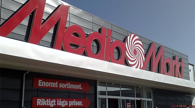 Metro besitzt den Media Markt.