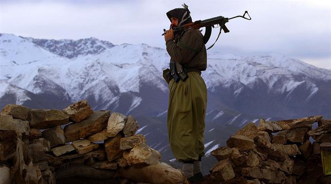 Kämpfer der PKK (Symbolbild).