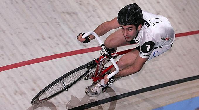 Der Schweizer Meister im Punktefahren, Tristan Marguet, ist wegen Doping gesperrt.