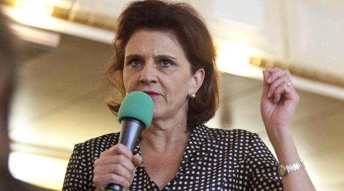 Doris Fiala will das Thema Aids wieder ins Bewusstsein der Bevölkerung holen.