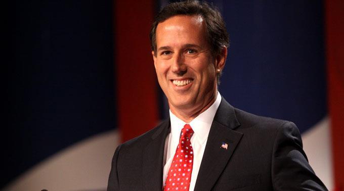 Rick Santorum: Gebildet? Ja! Faktenresistent? Und wie!