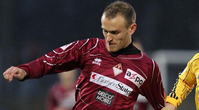 Hängt seine Fussballschuhe an den Nagel: Alessandro Mangiarratti.