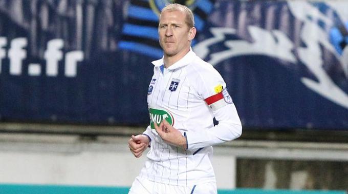 Stéphane Grichting kündigt seinen Abschied an.