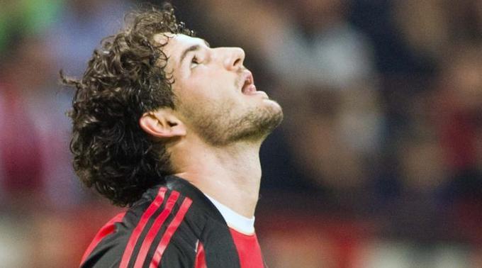 Muskuläre Probleme plagen Alexandre Pato.