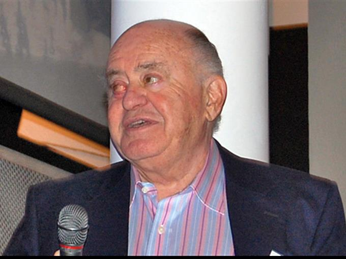 Jack Tramiel, Vater des C64.