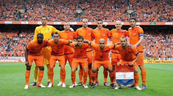 fußball holland