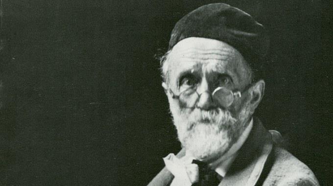 Albert Anker um 1901