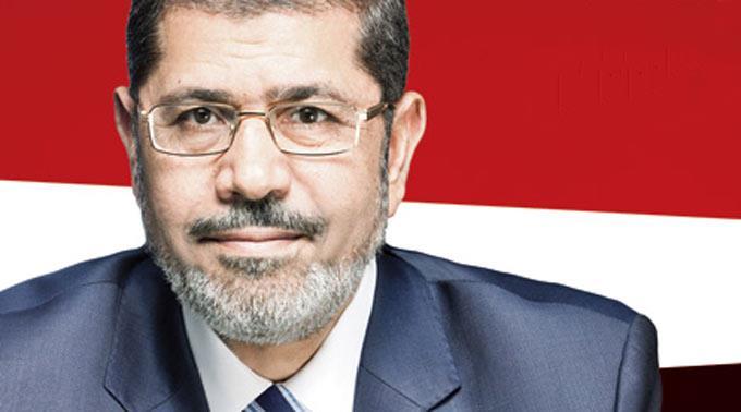 Mohammed Mursi, neuer Präsident Ägyptens.