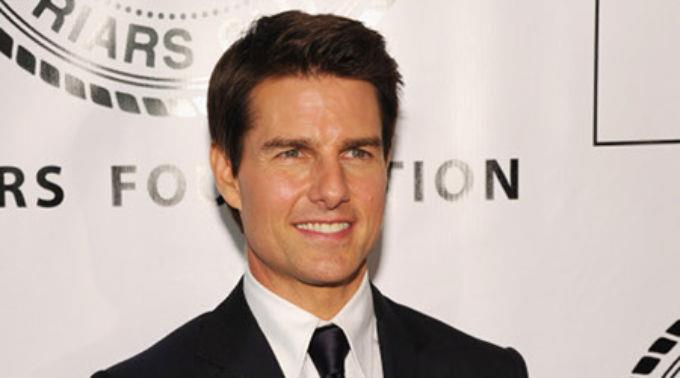 Tom Cruise gab sich als Cage Hunt.