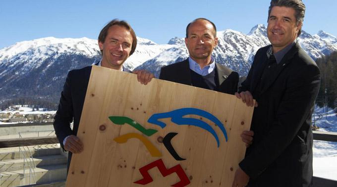 «Olympische Winterspiele 2022 Davos/St. Moritz»