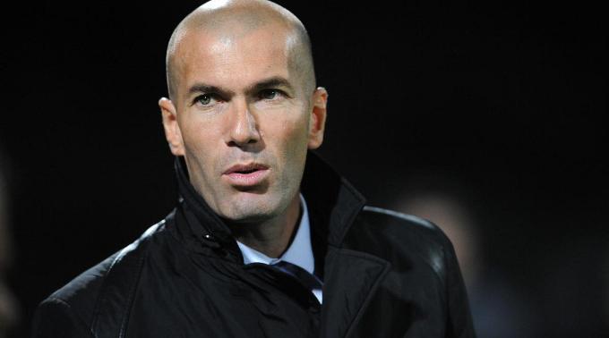 Zinédine Zidane ist schon länger bei den «Königlichen» engagiert.
