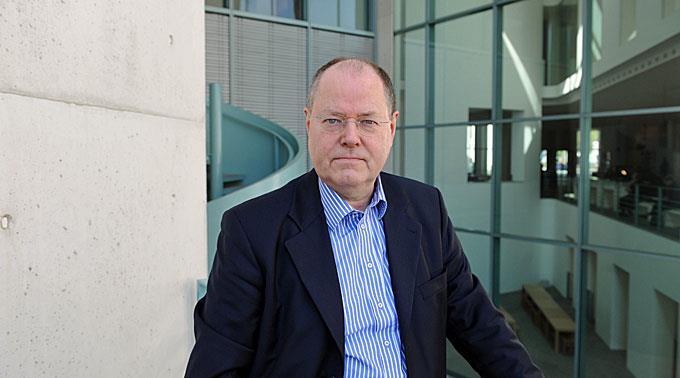 Peer Steinbrück wird SPD-Kanzlerkandidat.