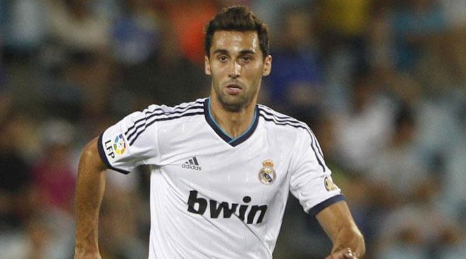 Alvaro Arbeloa muss drei Wochen pausieren.