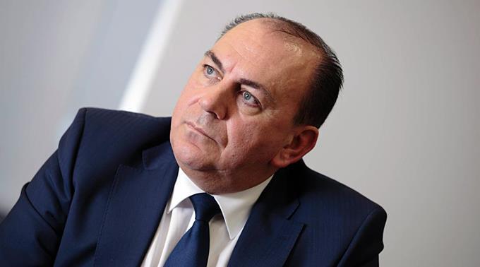 UBS-Präsident Axel Weber ist immer noch besorgt.