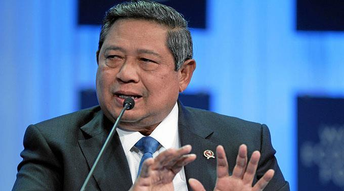 Susilo Bambang Yudhoyono sagt sorry. (Archivbild)