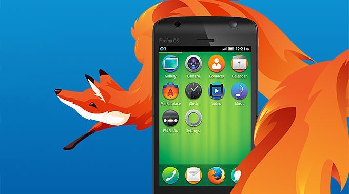Interessante Alternative: Firefox Betriebssystem.