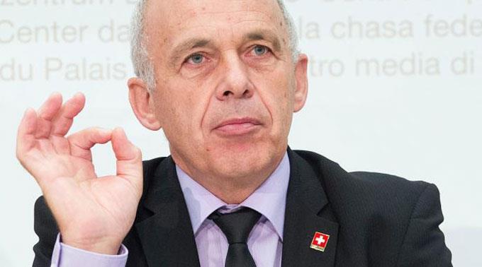 Bundesrat Ueli Maurer: «Bis zu den Europa-Wahlen im Mai wird nicht viel laufen, danach ist man bereit, mit der Schweiz konstruktiv zu sprechen.»