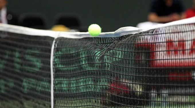 Davis Cup. (Symbolbild)
