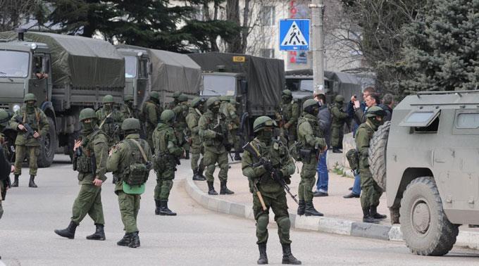 Krim Krise 2021